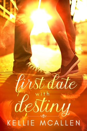 Cover for First Date with Destiny
