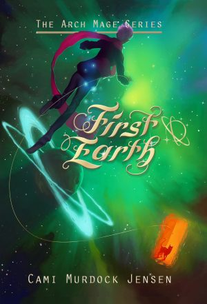 Cover for First Earth