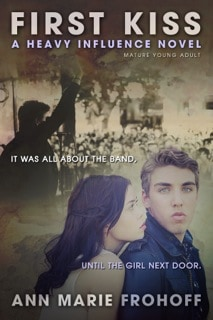 Cover for First Kiss