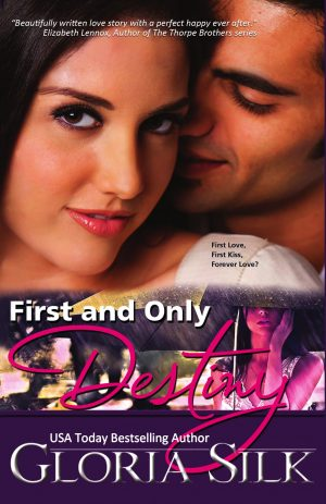 Cover for First and Only Destiny