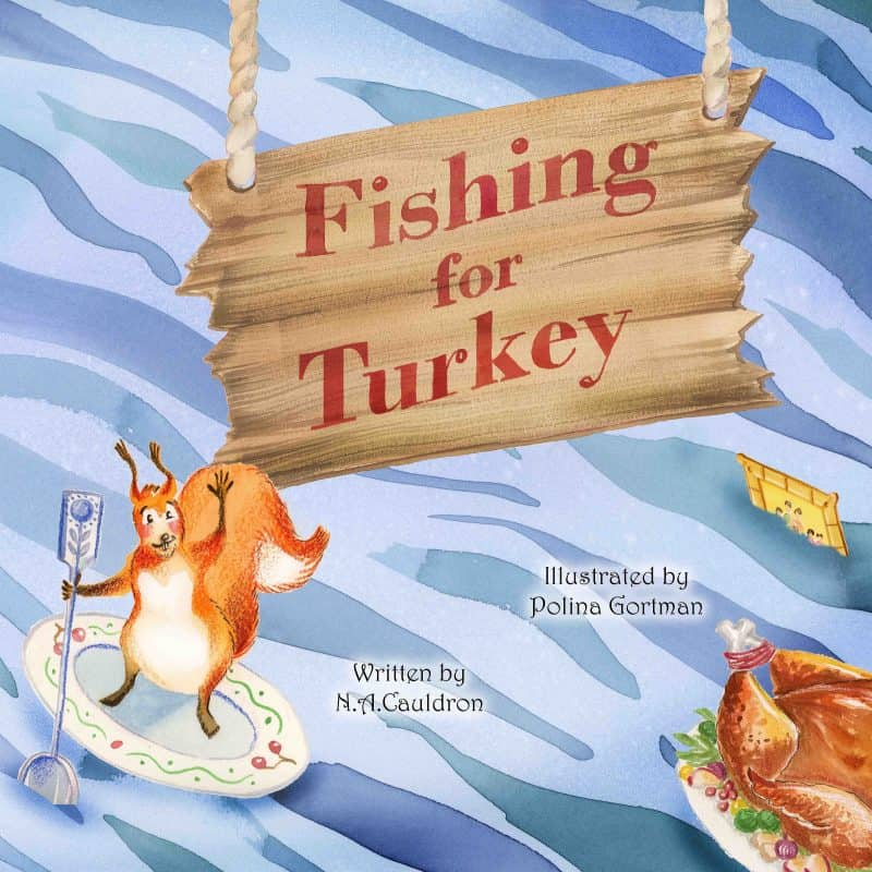 Cover for Fishing for Turkey