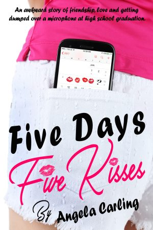 Cover for Five Days Five Kisses