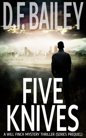 Cover for Five Knives
