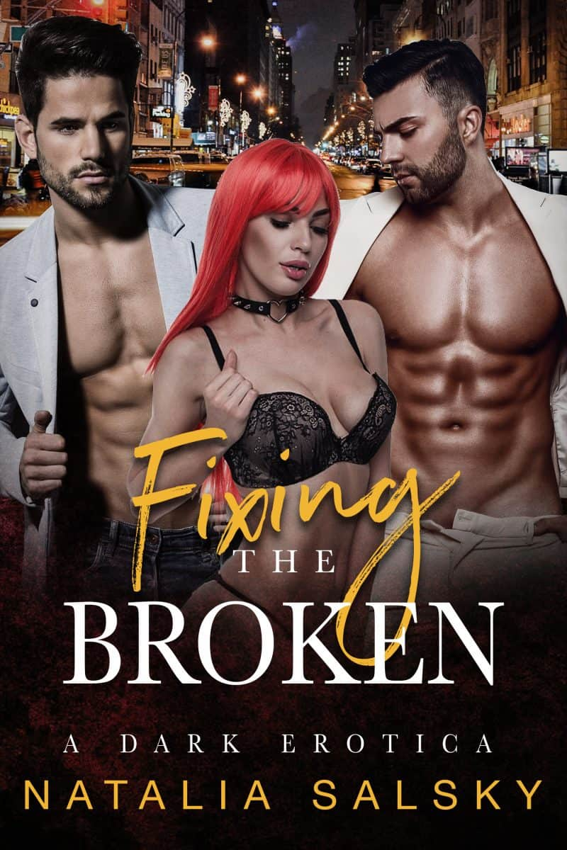 Cover for Fixing The Broken