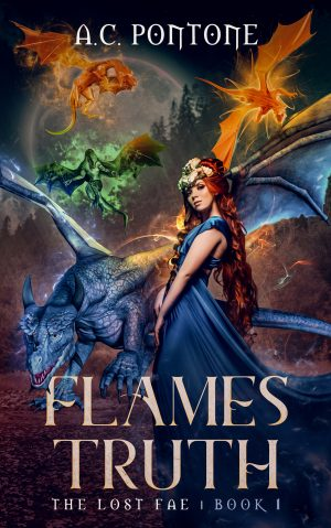 Cover for Flames of Truth