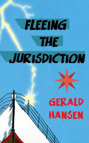 Cover for Fleeing The Jurisdiction