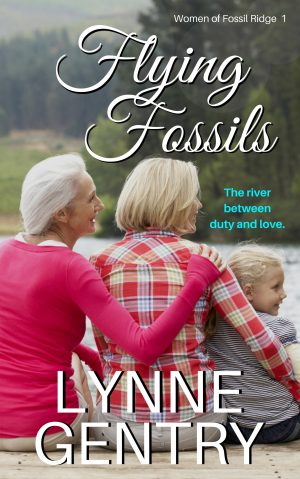 Cover for Flying Fossils