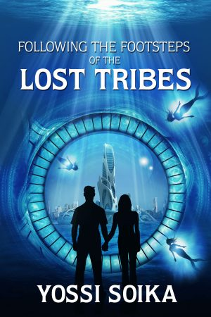 Cover for Following the Footsteps of the Lost Tribes