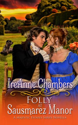 Cover for Folly at Sausmarez Manor