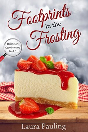 Cover for Footprints in the Frosting