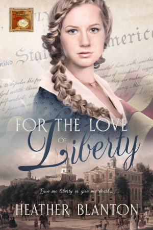 Cover for For the Love of Liberty