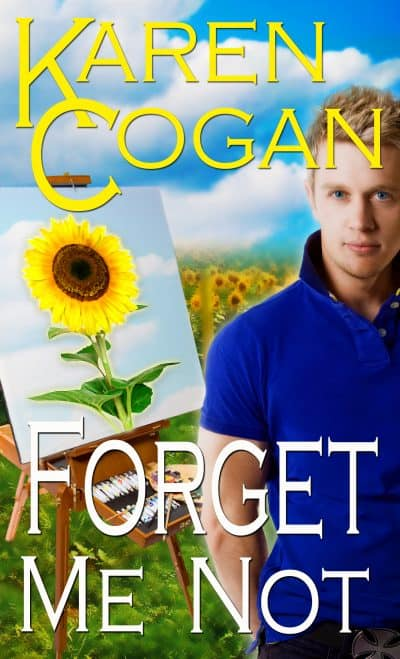 Cover for Forget-Me-Not