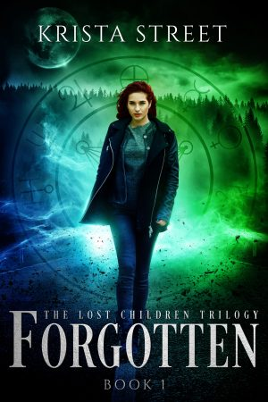 Cover for Forgotten