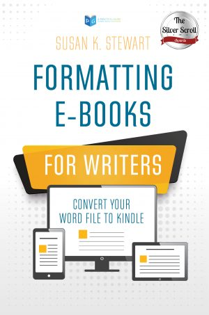 Cover for Formatting e-Books for Writers