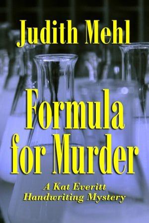 Cover for Formula for Murder