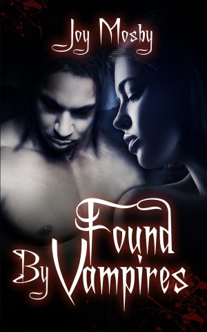 Cover for Found by Vampires