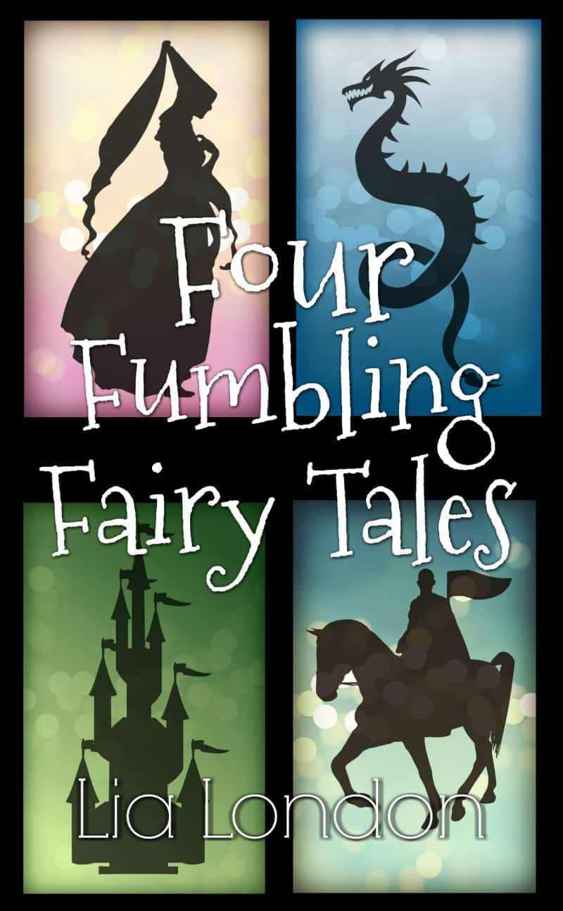 Cover for Four Fumbling Fairy Tales