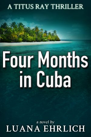 Cover for Four Months in Cuba