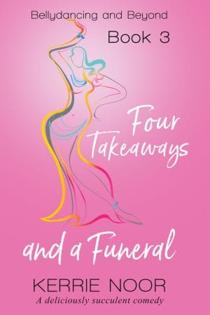 Cover for Four Takeaways and a Funeral