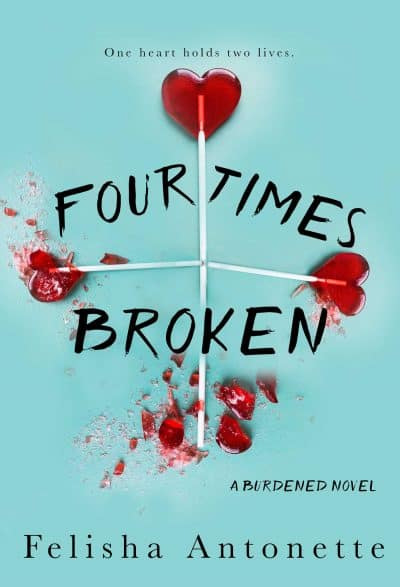 Cover for Four Times Broken