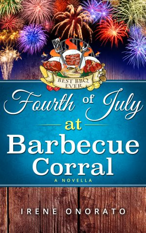 Cover for Fourth of July at Barbecue Corral