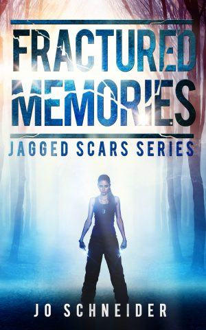 Cover for Fractured Memories