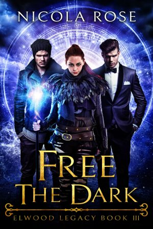 Cover for Free the Dark