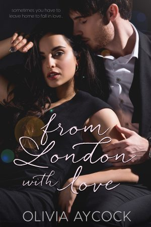 Cover for From London with Love