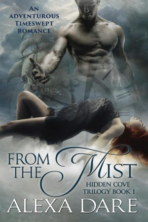Cover for From the Mist