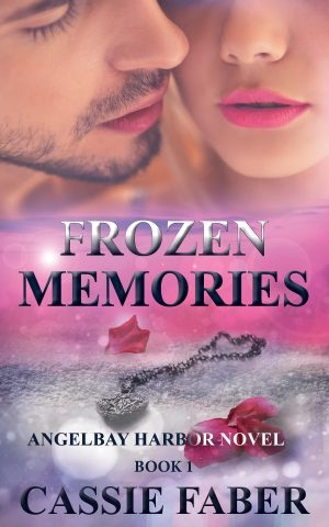 Cover for Frozen Memories