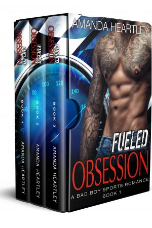 Cover for Fueled Obsession Complete Series Box Set