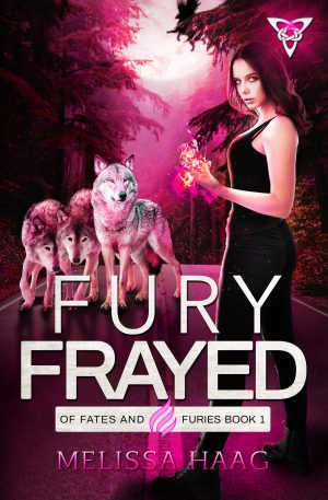 Cover for Fury Frayed