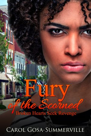 Cover for Fury of the Scorned