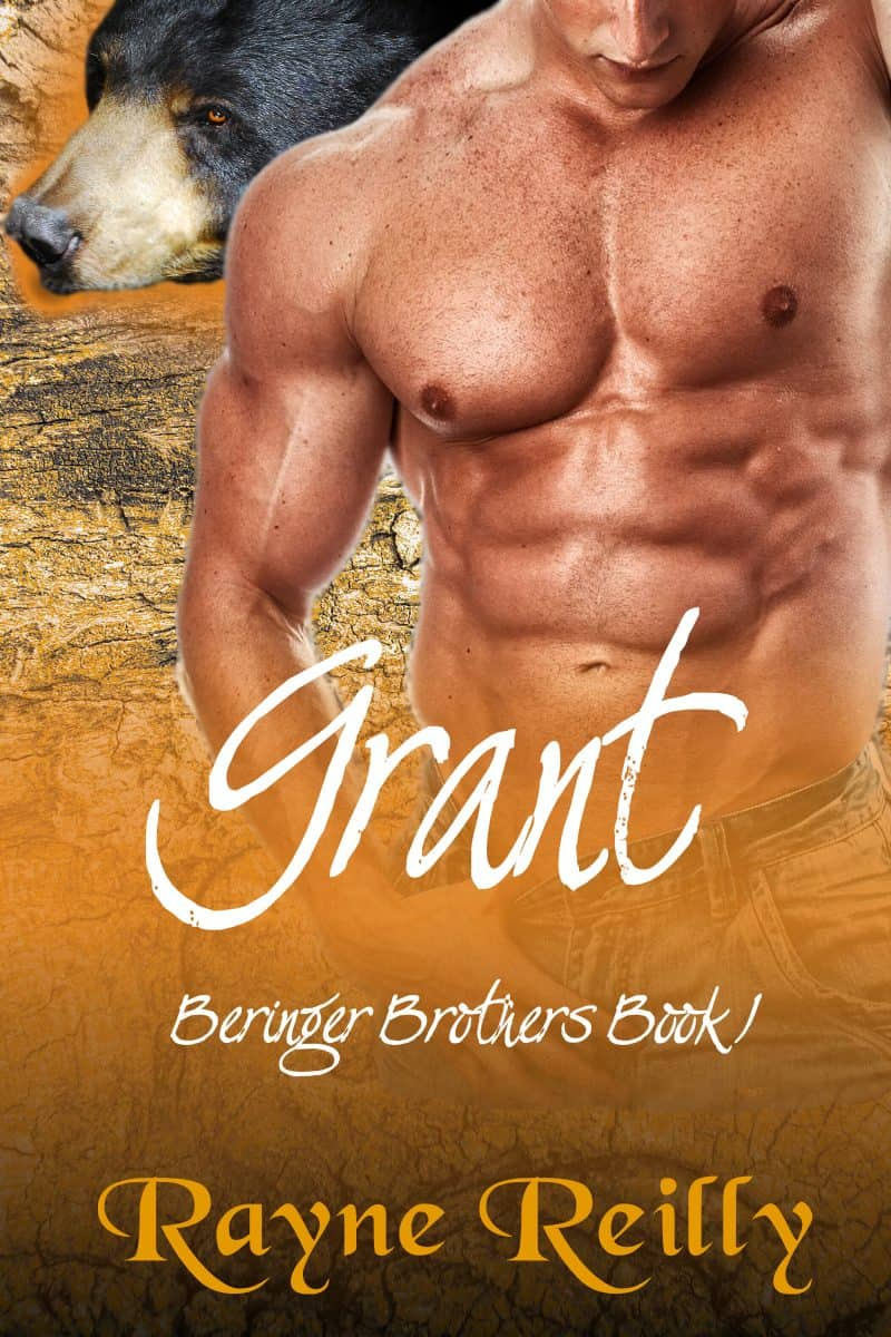 Cover for Grant: Beringer Brothers Book 1