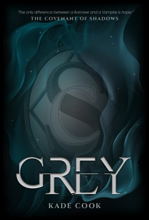 Cover for First Five Chapters of GREY