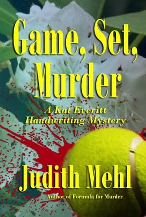 Cover for Game, Set, Murder
