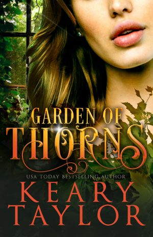 Cover for Garden of Thorns