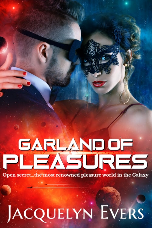 Cover for Garland of Pleasures