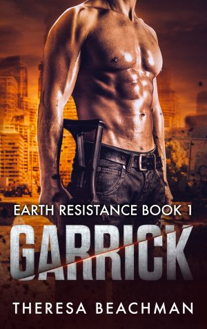 Cover for Garrick