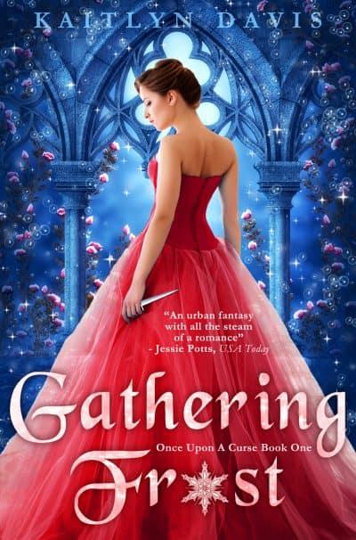 Cover for Gathering Frost