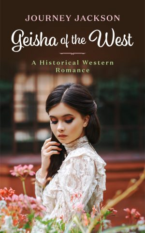 Cover for Geisha of the West