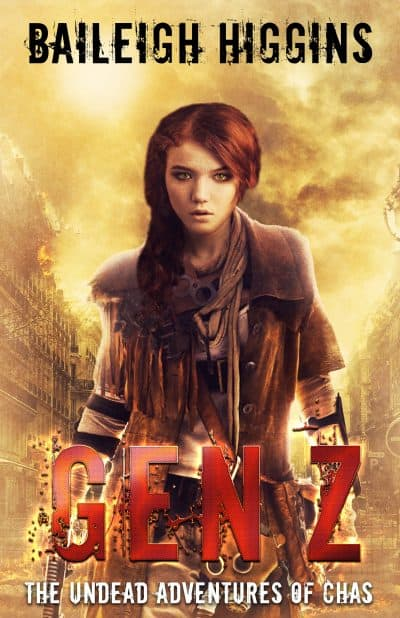 Cover for Gen Z