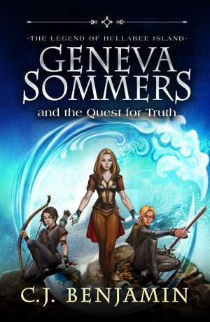Cover for Geneva Sommers and the Quest for Truth