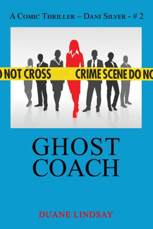 Cover for Ghost Coach