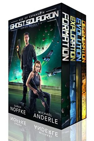 Cover for Ghost Squadron Boxed Set