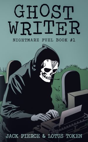 Cover for Ghost Writer