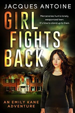 Cover for Girl Fights Back
