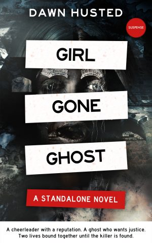 Cover for Girl Gone Ghost