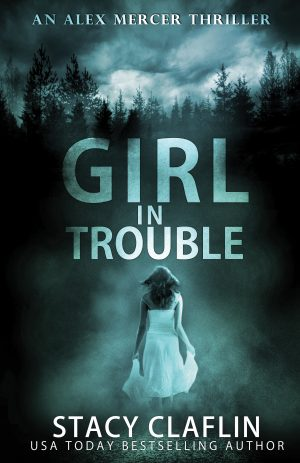 Cover for Girl in Trouble