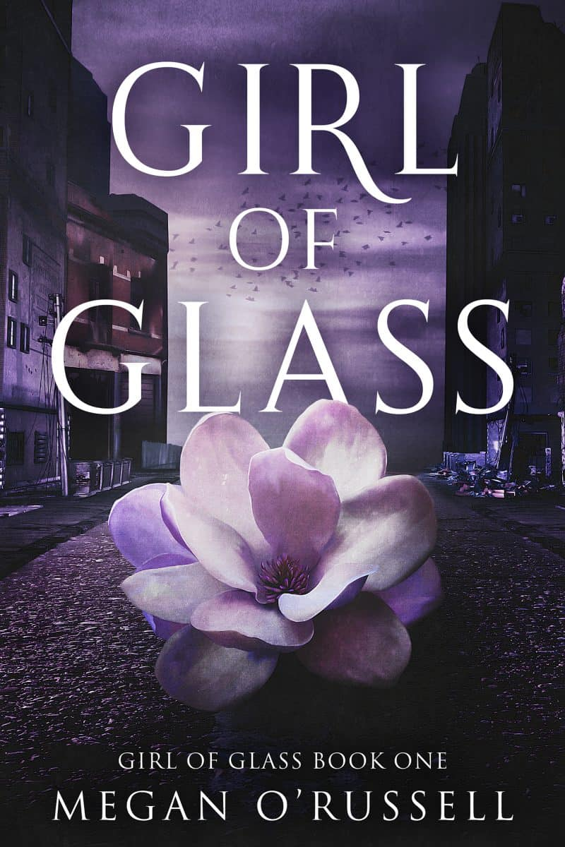 Cover for Girl of Glass